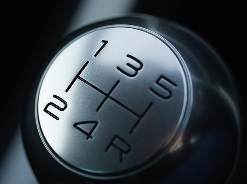 Como aprender a manejar carro Standard