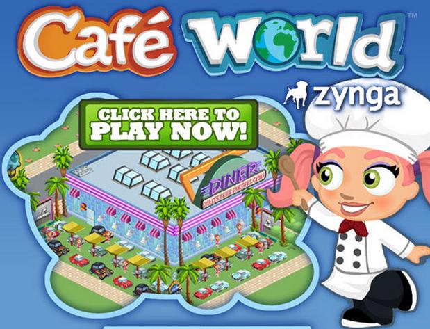 CafeWorld en Facebook