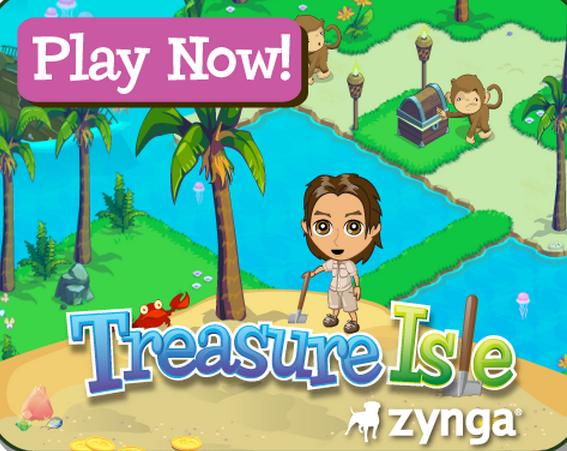 Treasure Isle de Zynga