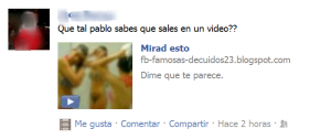 virus de facebook video 300x126 Como quitar el Virus de Facebook que te hace enviar SPAM