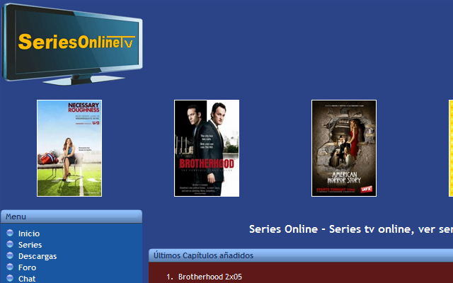 series online tv