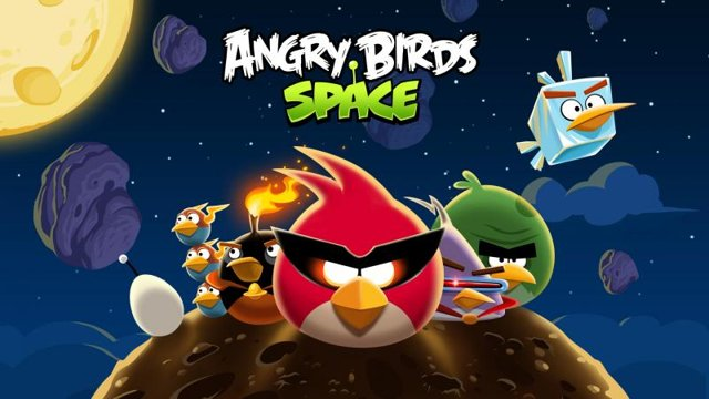 14 Angry Birds Space Descarga Angry birds Space ahora   Enlaces y códigos QR