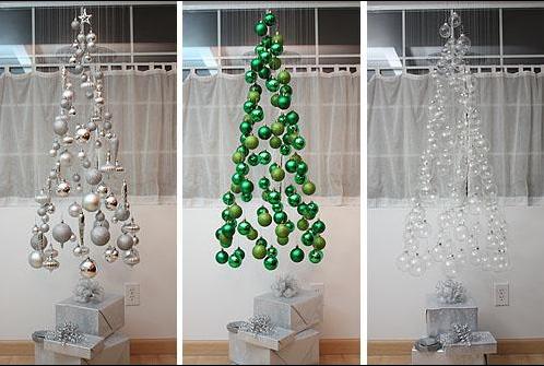 Como Hacer Un Arbol De Navidad Moderno Facil Y Barato - Hacer-arboles-de-navidad